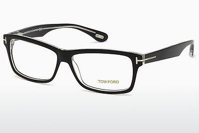 Ochelari de design Tom Ford FT5146 003 - Negru, Transparent