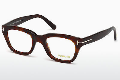 Ochelari de design Tom Ford FT5178 052 - Maro, Dark, Havana