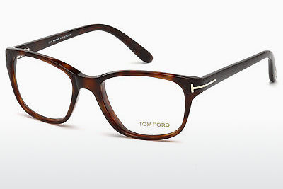 Ochelari de design Tom Ford FT5196 052 - Maro, Dark, Havana