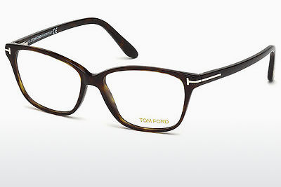 Ochelari de design Tom Ford FT5293 052 - Maro, Havana