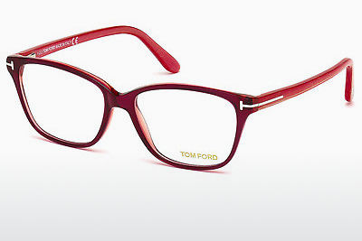 Ochelari de design Tom Ford FT5293 077 - Roz