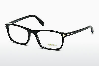 Ochelari de design Tom Ford FT5295 052 - Maro, Dark, Havana