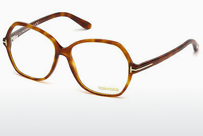 Ochelari de design Tom Ford FT5300 053 - Havana, Yellow, Blond, Brown