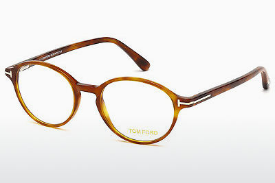 Ochelari de design Tom Ford FT5305 053 - Havana, Yellow, Blond, Brown