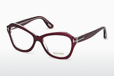 Ochelari de design Tom Ford FT5359 071 - Roşu burgund, Bordeaux