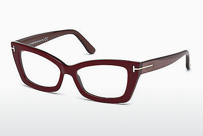 Ochelari de design Tom Ford FT5363 071 - Roşu burgund, Bordeaux