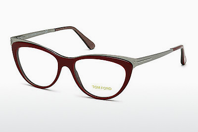 Ochelari de design Tom Ford FT5373 071 - Roşu burgund, Bordeaux