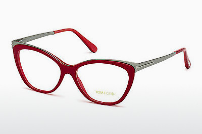 Ochelari de design Tom Ford FT5374 077 - Roz, Fuchsia