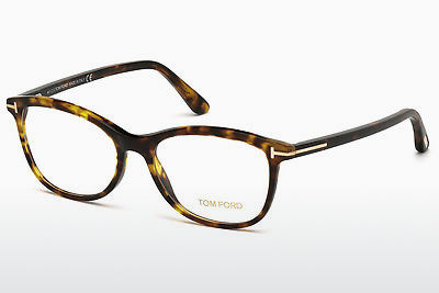 Ochelari de design Tom Ford FT5388 052 - Maro, Dark, Havana