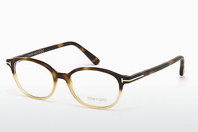 Ochelari de design Tom Ford FT5391 053 - Havana, Yellow, Blond, Brown
