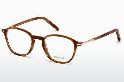 Ochelari de design Tom Ford FT5397 062 - Maro, Horn, Ivory
