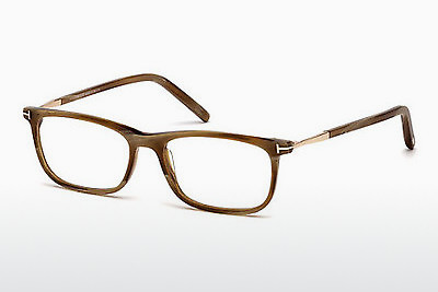 Ochelari de design Tom Ford FT5398 062 - Maro, Horn, Ivory