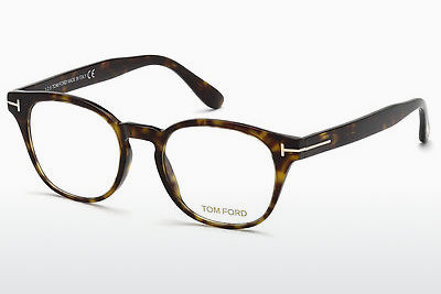 Ochelari de design Tom Ford FT5400 052 - Maro, Dark, Havana