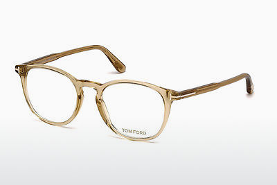 Ochelari de design Tom Ford FT5401 045 - Maro, Bright, Shiny
