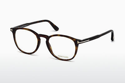 Ochelari de design Tom Ford FT5401 052 - Maro, Dark, Havana