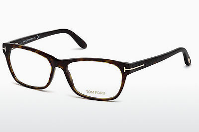 Ochelari de design Tom Ford FT5405 052 - Maro, Dark, Havana