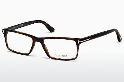 Ochelari de design Tom Ford FT5408 052 - Maro, Dark, Havana