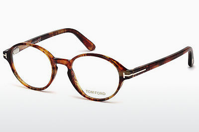 Ochelari de design Tom Ford FT5409 053 - Havana, Yellow, Blond, Brown