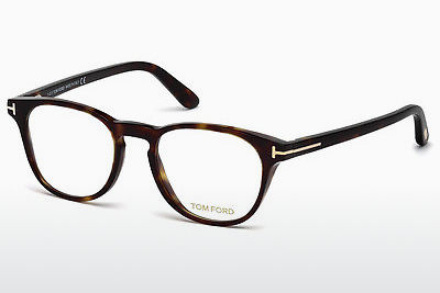 Ochelari de design Tom Ford FT5410 052 - Maro, Dark, Havana