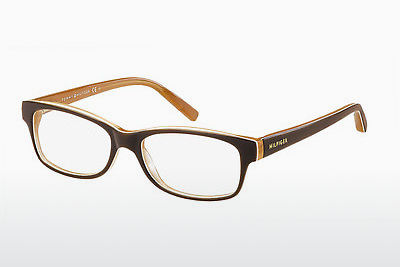 Ochelari de design Tommy Hilfiger TH 1018 GYB - Roz, Peach