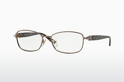 Ochelari de design Versace VE1226B 1013 - Maro, Copper