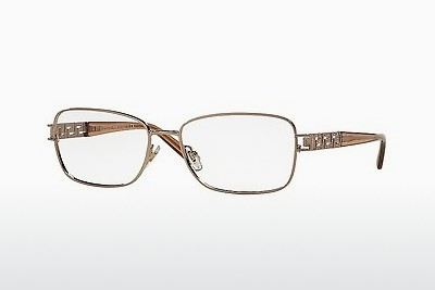 Ochelari de design Versace VE1229B 1052 - Maro, Copper