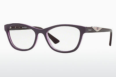 Ochelari de design Vogue VO5056 2409 - Purpuriu, Transparent