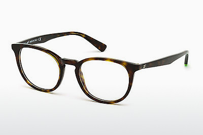 Ochelari de design Web Eyewear WE5181 052 - Maro, Havana