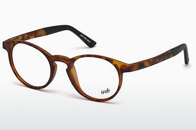 Ochelari de design Web Eyewear WE5186 053 - Havana, Yellow, Blond, Brown