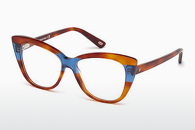 Ochelari de design Web Eyewear WE5197 053 - Havana, Yellow, Blond, Brown