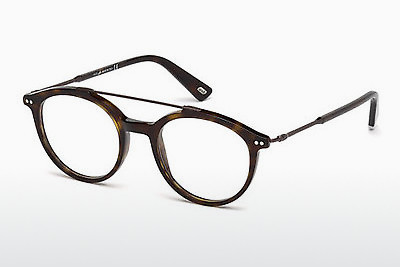 Ochelari de design Web Eyewear WE5204 052 - Maro, Havana