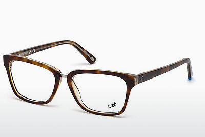 Ochelari de design Web Eyewear WE5229 056 - Maro, Havana