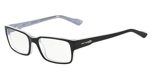 Arnette AN7047 1007 TOP BLACK ON WHITE-CRYSTAL