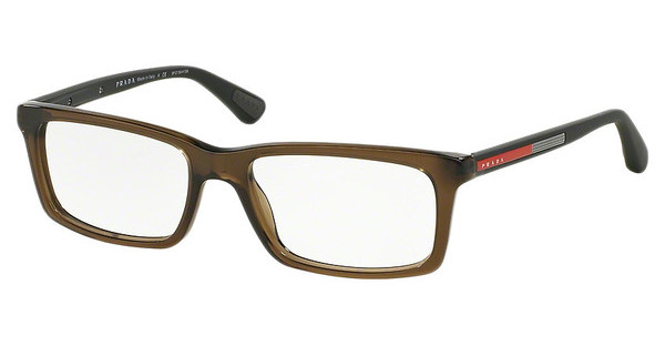 Prada Sport PS 02CV UA11O1 TRANSPARENT GREEN