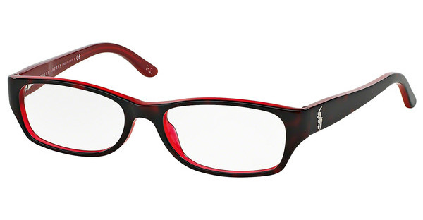 Ralph Lauren RL6058 5255 TOP HAVANA / RED