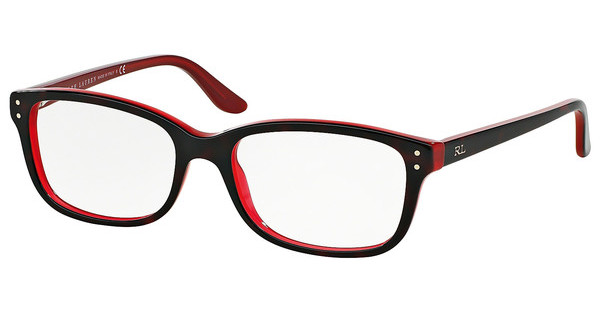 Ralph Lauren RL6062 5255 TOP HAVANA / RED