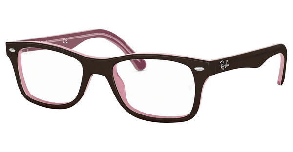 Ray-Ban RX5228 2126 BROWN/PINK