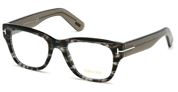 Tom Ford FT5379 055 havanna bunt
