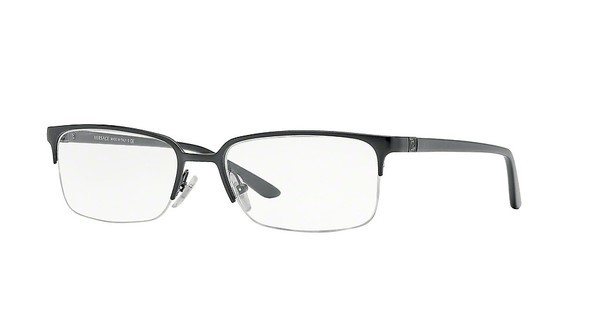 Versace VE1219 1261 MATTE BLACK