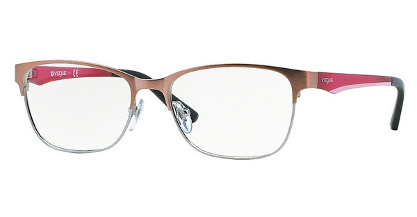 Vogue VO3940 756S BRUSHED LIGHT PINK/SILVER