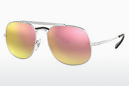 Ochelari oftalmologici Ray-Ban The General (RB3561 003/7O) - Argintiu
