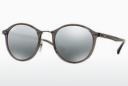 Ochelari oftalmologici Ray-Ban Round Ii Light Ray (RB4242 620088) - Gri