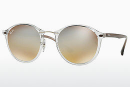 Ochelari oftalmologici Ray-Ban Round Ii Light Ray (RB4242 6290B8) - Transparent