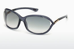 Ochelari oftalmologici Tom Ford Jennifer (FT0008 0B5) - Gri