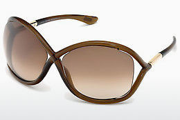 Ochelari oftalmologici Tom Ford Whitney (FT0009 692) - Maro, Dark, Shiny
