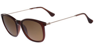 Calvin Klein CK3173S 201 SHINY BROWN