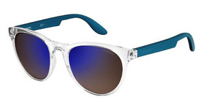 Carrera CARRERA 5033/S RHY/DK FLASH BLUE SKYCRYPETROL (FLASH BLUE SKY)