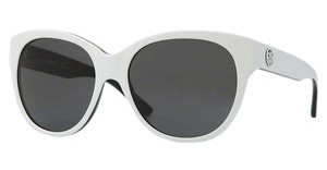 DKNY DY4113 362887 GRAYTOP WHITE ON BLACK