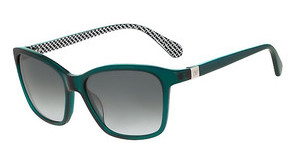 Diane von Fürstenberg DVF600S COURTNEY 315 EMERALD