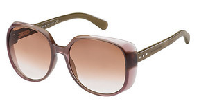 Marc Jacobs MJ 564/S KMY/NF BURGUNDY SFMUDPK MUD (BURGUNDY SF)